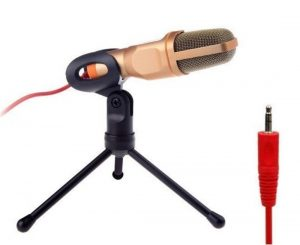 3.5mm Podcast Mic